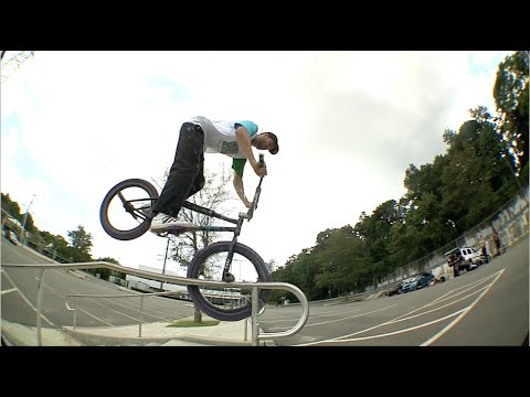 Volume BMX: Billy Perry – 2019 Voyager Frame Color-way