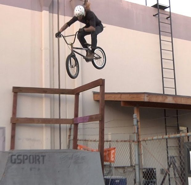 WILD RAMP SESSION – FULL FACTORY – HOLIDAY JAM 2018