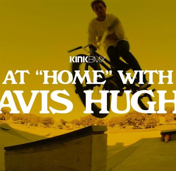 "At ""Home"" in ATX with Travis Hughes! – Kink BMX"