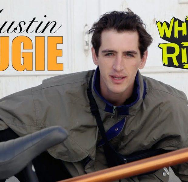 AUSTIN AUGIE – WHAT I RIDE (BMX BIKE CHECK)