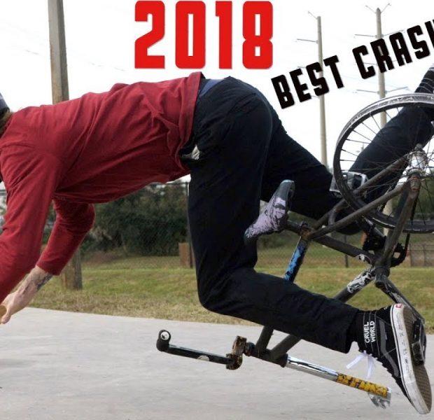 Best Crashes of 2018!