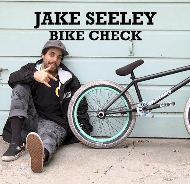 BMX / Jake Seeley – Bike Check