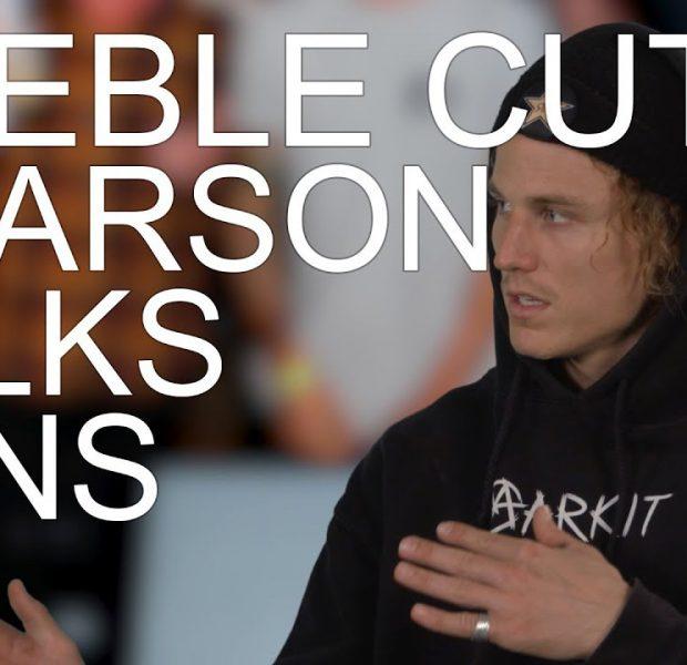 FEEBLE CUT: DENNIS ENARSON DISCUSSES RIDING FOR VANS