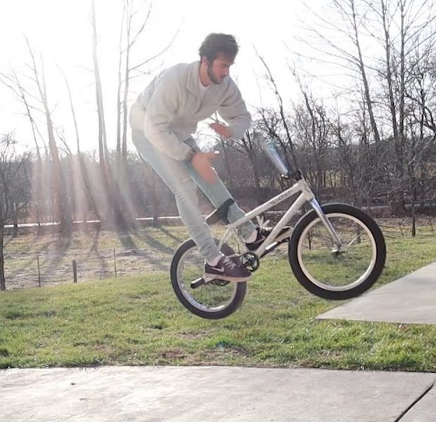 How to Barspin – BMX 💯