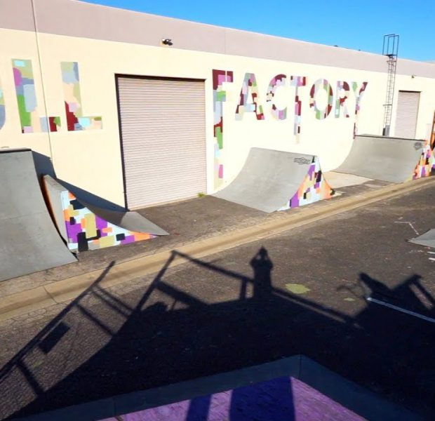 IS THIS THE ULTIMATE BMX WAREHOUSE?