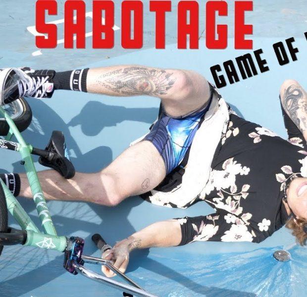 SABOTAGE – Game Of Bike!