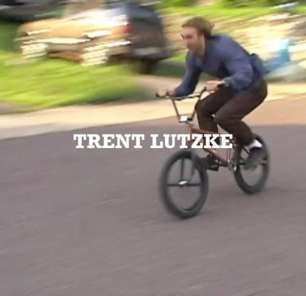 BMX / Trent Lutzke – Welcome to Sunday Flow