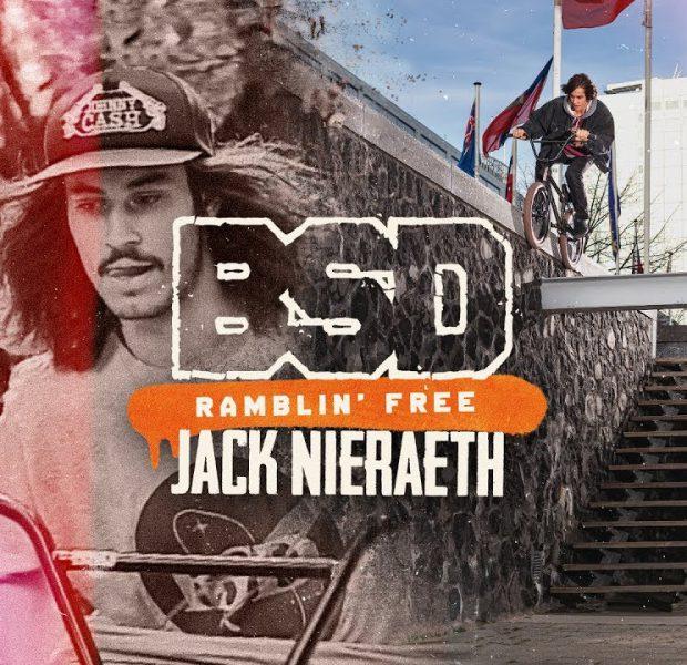 BSD BMX – Jack Nieraeth 'Ramblin' Free'