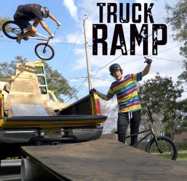Budget Build Truck Ramp!