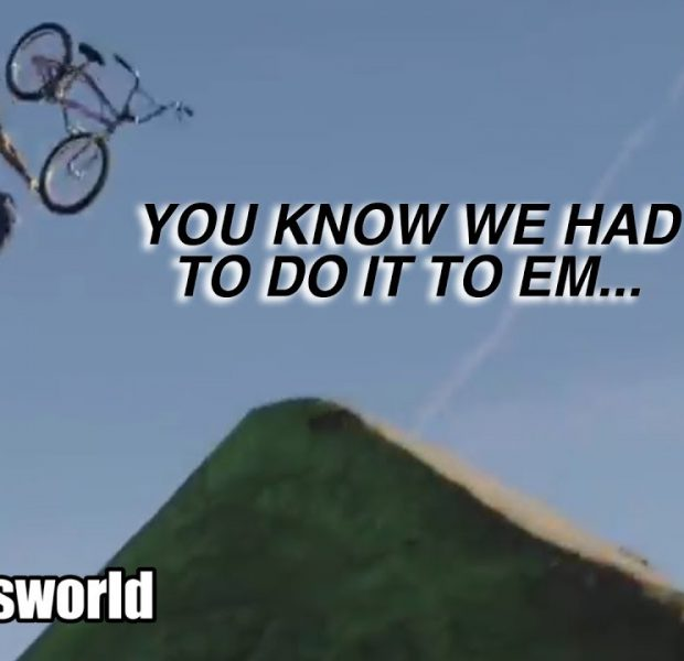 Had to do it to 'em! #Kareemsworld