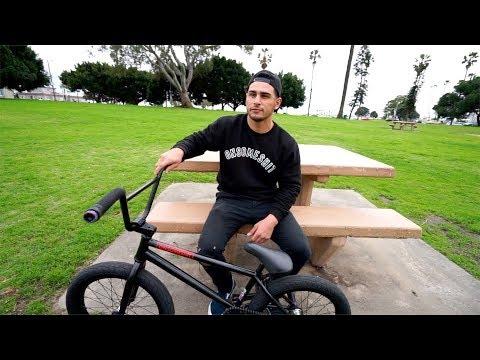MICHAEL HARKOUS BMX BIKE CHECK 2019