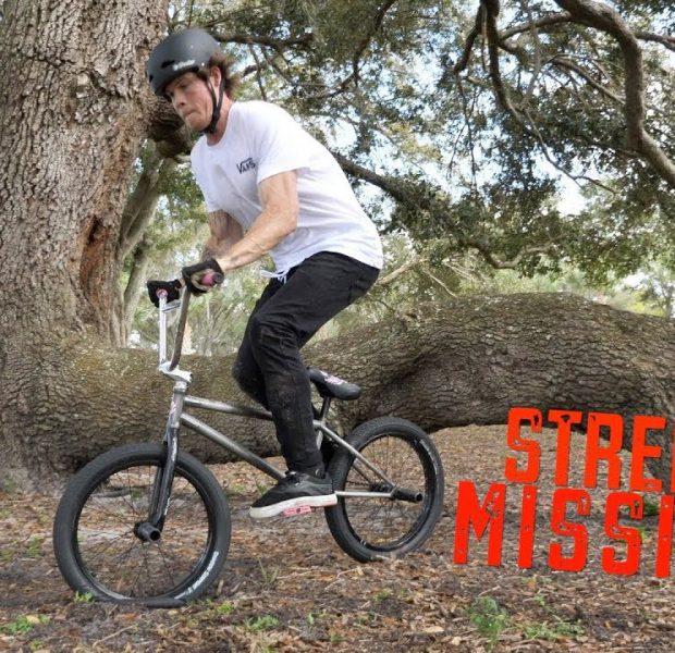 Street Mission – Big Boy Rides A Tree!