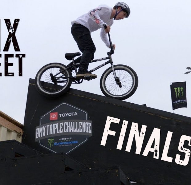 The Final Riders!