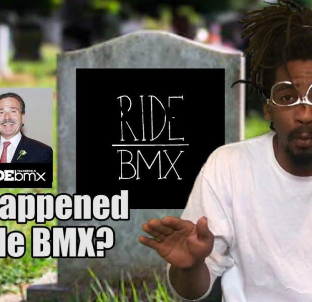 What happened to RideBMX? *KAREEMSWORLD*