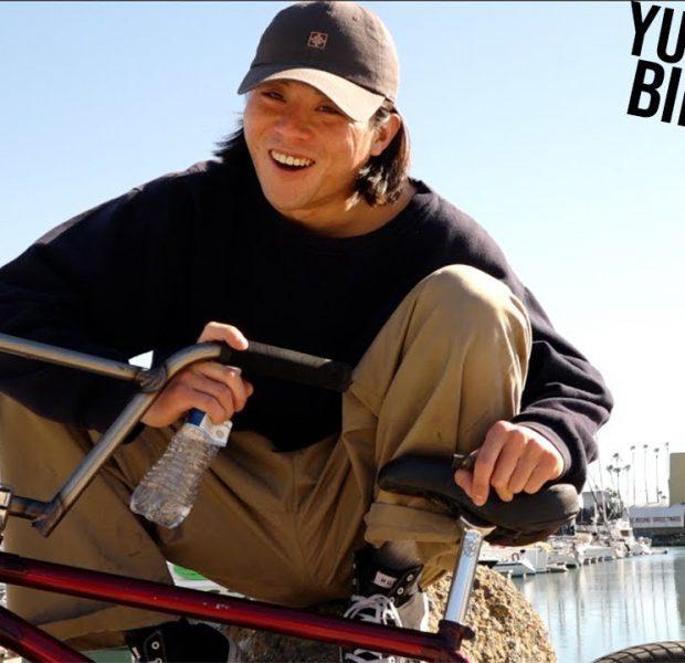 Yumi Tsukuda Clips + Bike Check!