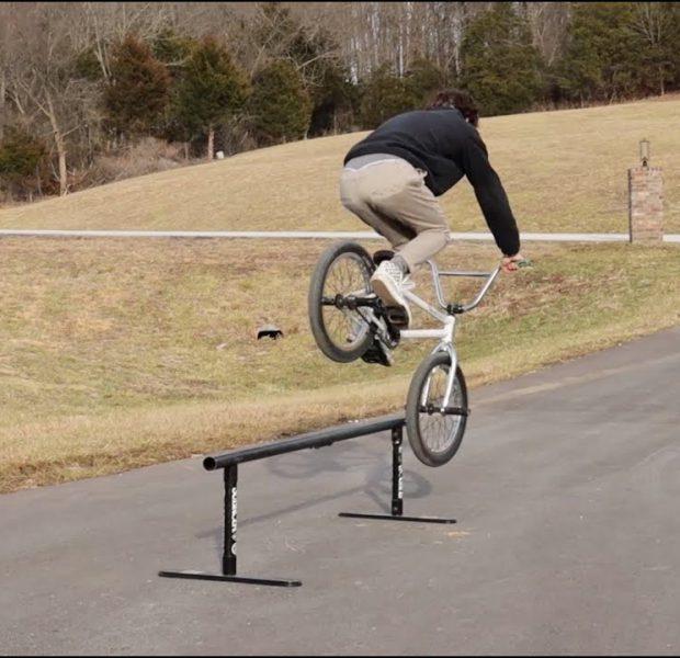 BMX: Game of Bike / Flatrail & Grindbox / 2019