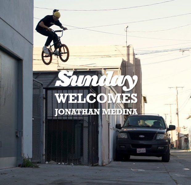 BMX / Jonathan Medina – Welcome to Sunday Flow
