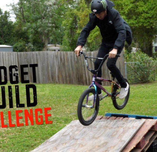 Budget Build Dumpster Ramp Challenge!