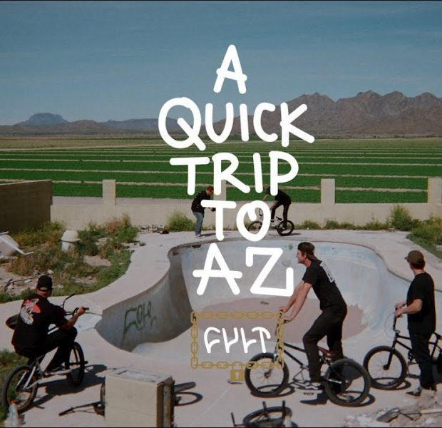 CULTCREW/ TURN OFF, TUNE OUT, DROP IN / AZ TRIP