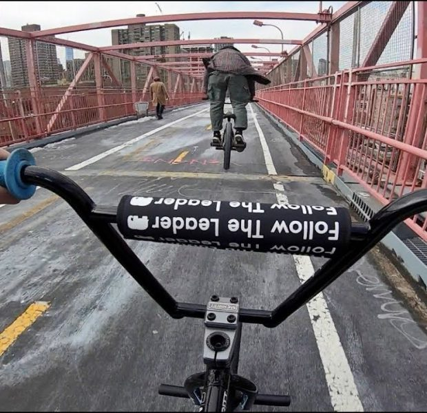 DailyCruise 33: Snow Day in NYC (BMX)