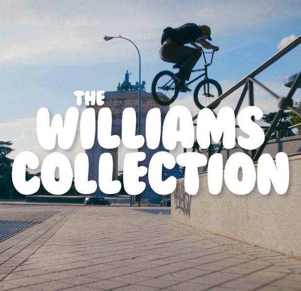Help! The Williams Collection – Kink BMX