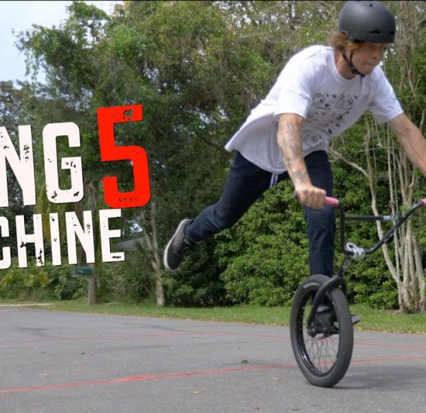 How To Build A Hang Five Machine!