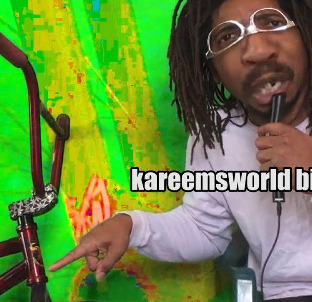 Kareemsworld's First Bikecheck!
