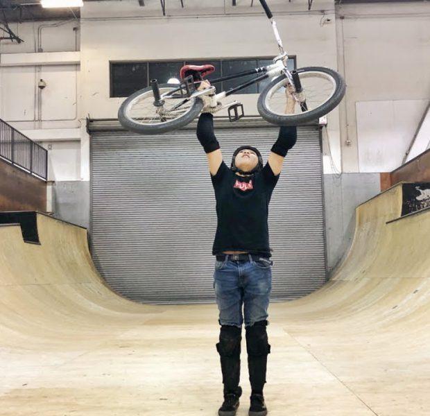 MAX VU AND THE INCREDIBLE BMX RAMP