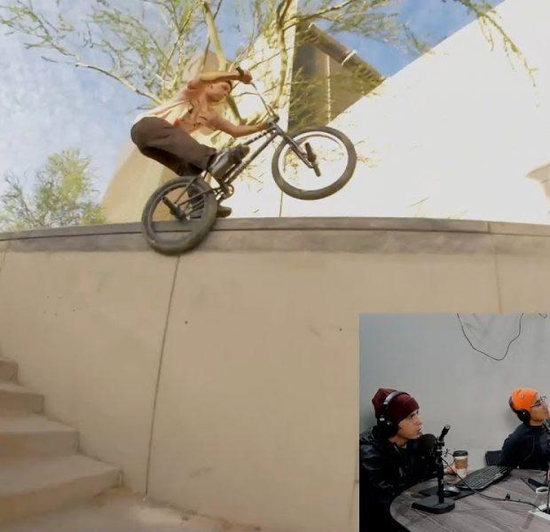 REACTING TO BMX VIDEOS – CULT RAW AM'S, LUC LEGRAND, MATT CLOSSON & MORE