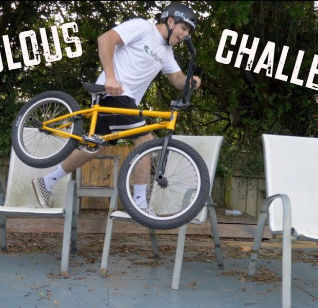 Ridiculous Challenges Ramp Battle!