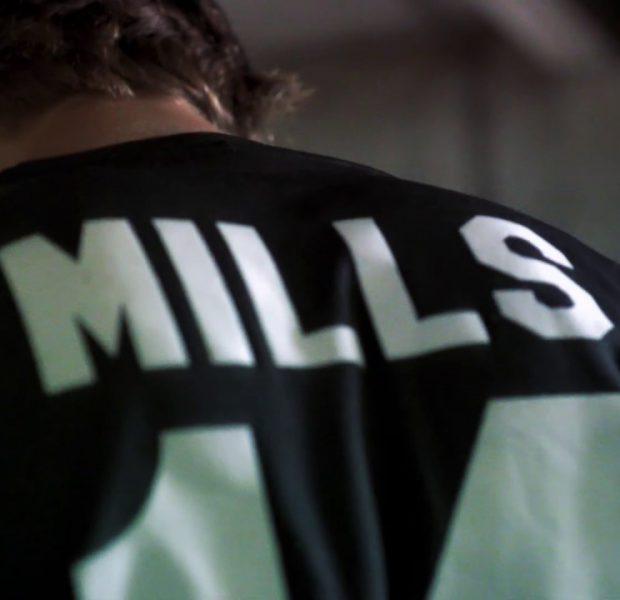 SOURCE BMX X LEWIS MILLS AFL JERSEY