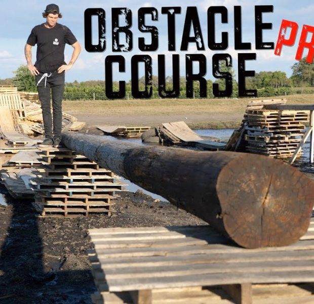 Swampfest Obstacle Course Preview!