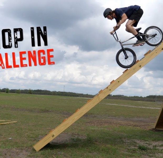 The Drop In Challenge!