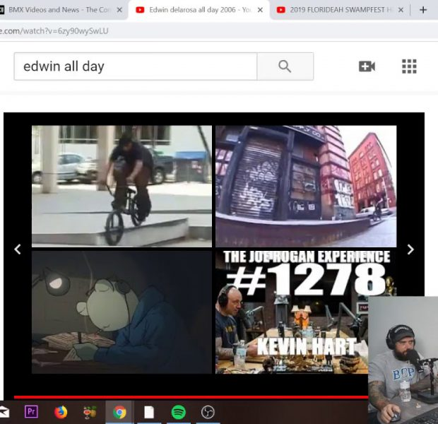 ADAM22 AND NATE RICHTER REVIEW THIS WEEK'S BMX VIDEOS