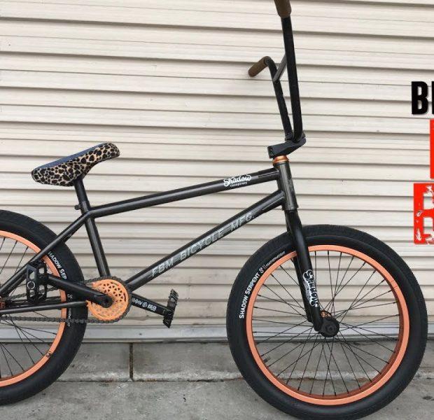 Big Boy's New Bike Build – DO NOT ATTEMPT!
