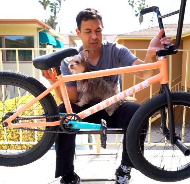 BMX BIKE CHECK WITH ANDY GARCIA
