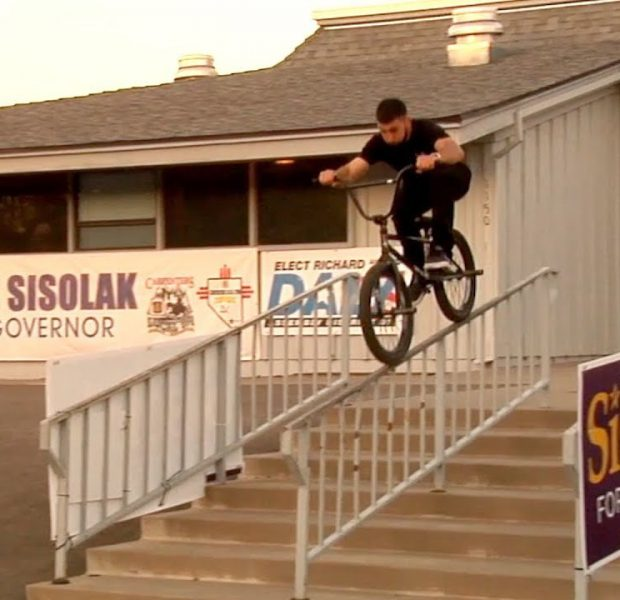 BMX TCU EXCLUSIVE – JOSEPH ENWIYA BAYGAME VIDEO PART