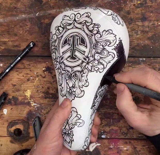Federal BMX – Rob Draper Artist Series Mid Seat