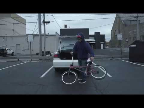 Federal BMX – Steven Hamilton Frame Promo