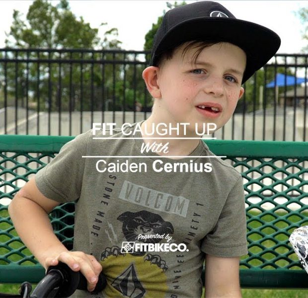Fit Caught Up with Caiden Cernius