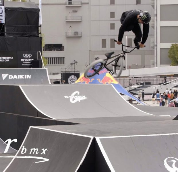 KEVIN PERAZA'S FIRST PLACE QUALIFYING RUNS – FISE WORLD JAPAN 2019