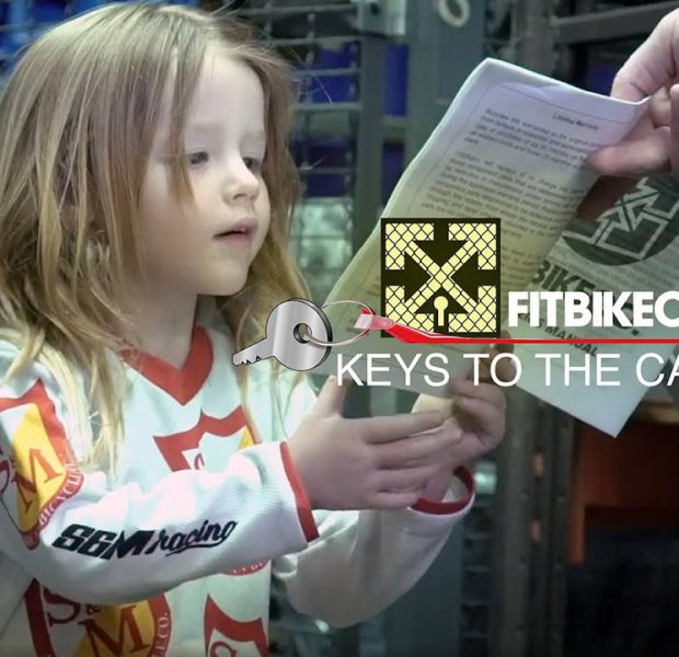 Keys To The Cage: Teaching a 4-year-old How to Build a Bike