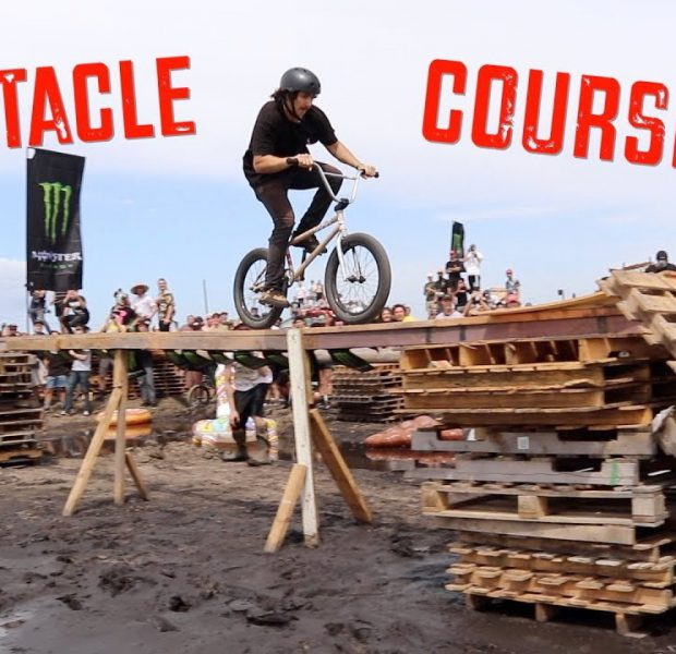 Swampfest Obstacle Course!