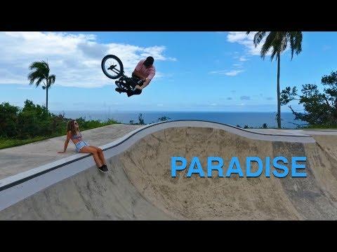 Tropical Island BMX Riding and Adventures