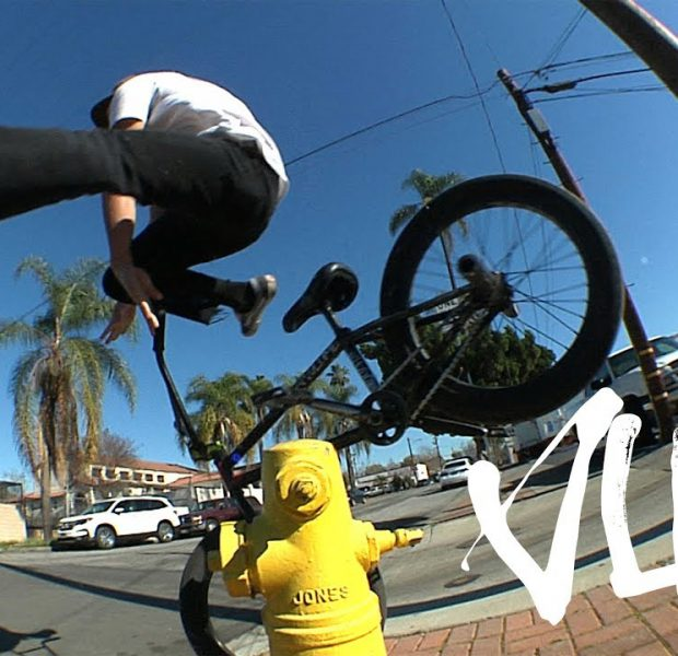 Volume BMX: Ezekiel Murphy – Bike Check