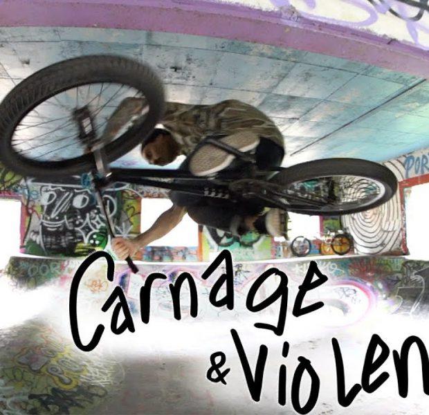 Benn Pigot & Trent Rowsell – CARNAGE & VIOLENCE