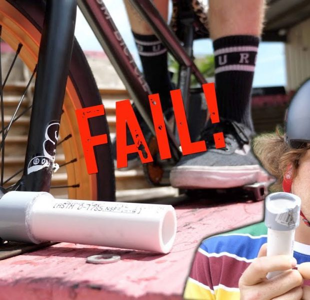 Build Your Own Pegs Challenge! FAILED!