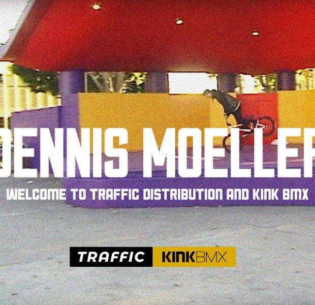 Dennis Moeller Welcome to Traffic – Kink BMX