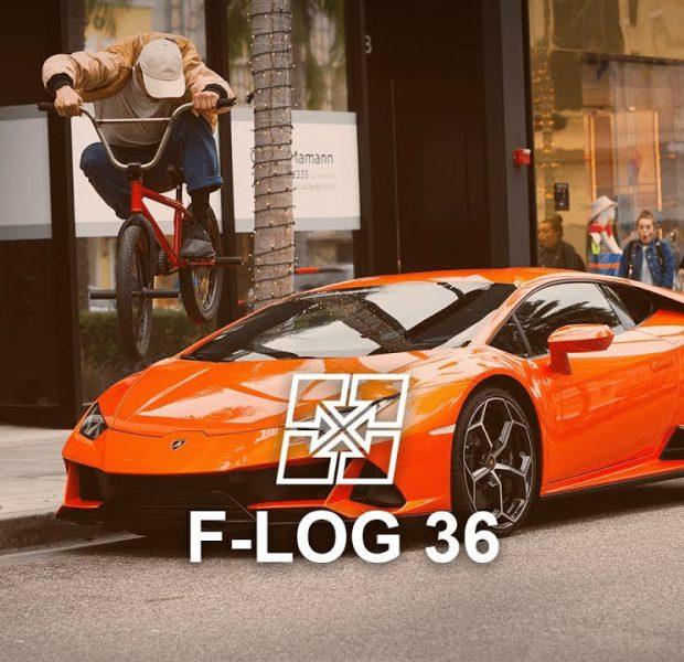 Fitbikeco. F-LOG 36 – Augie Antics