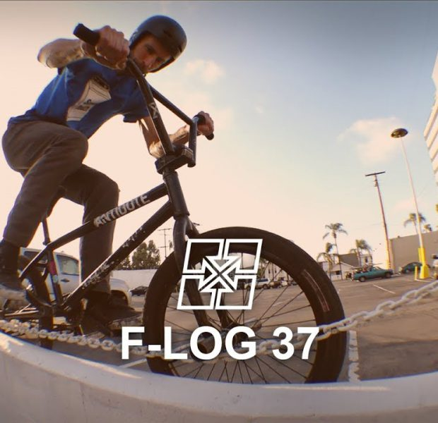 Fitbikeco. F-LOG 37 – The Abandoned Mansion Skatepark